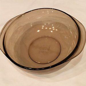 Vintage Pyrex Amber Glass Bowl
